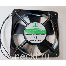 Вентилятор 120x120x25-220VAC шарик (BALL)