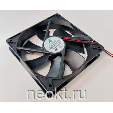 Вентилятор 120x120x25-24VDC втулка (SLEEVE)