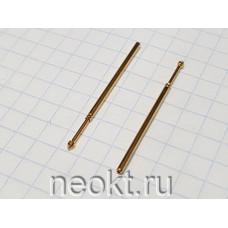 GKS100 317 170A3000   Игольчатые пружинные контакты