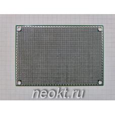 0.5DM-1.27  макетная плата