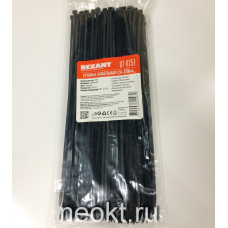 Стяжки СК-250х4 чёрные