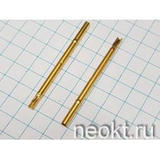 KS 100 30G держатель пружинного контакта
