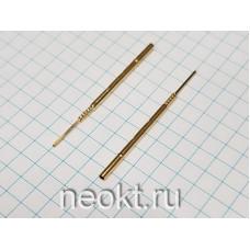 KS 100 47G держатель пружинного контакта