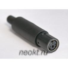 MDN-3 F розетка на кабель