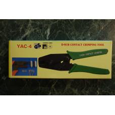 Кримпер YAC-4