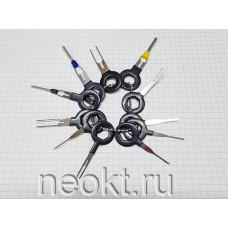 Экстракторы для контактов (набор №1)