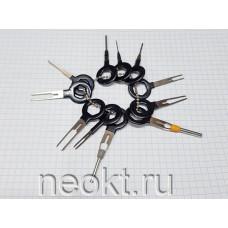 Экстракторы для контактов (набор №2)